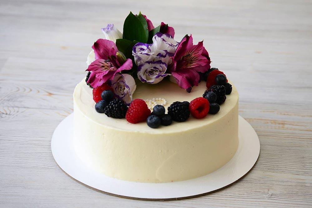 Торт Нежность