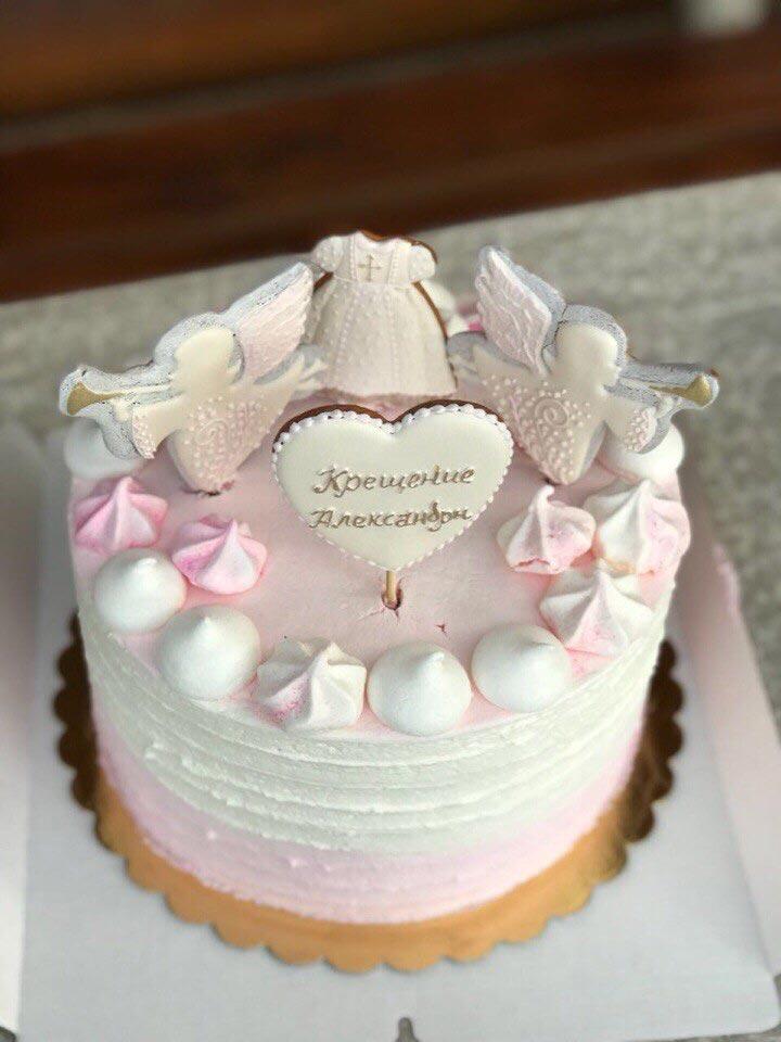 Торт Крестильный торт