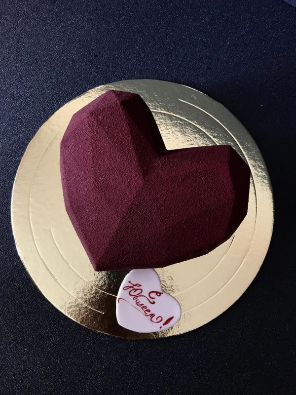 Торт Оригами