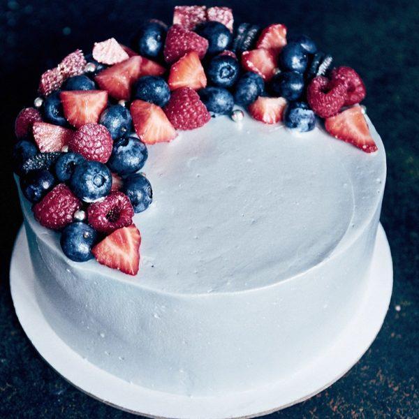 Торт Ягодное настроение