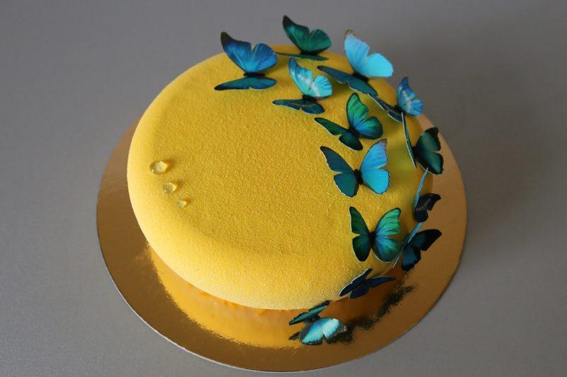 Торт Полет бабочек