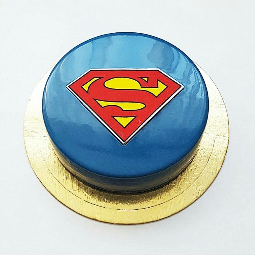 Торт Супергерой