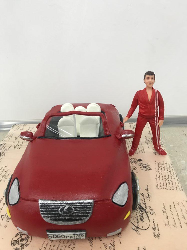 Торт Автомобиль мечты