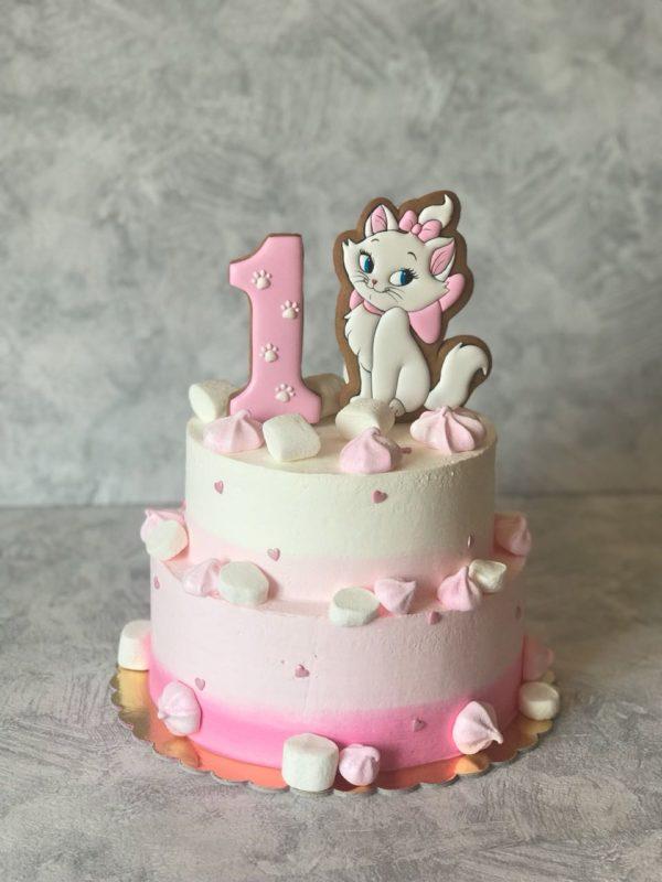 Торт Кошечка