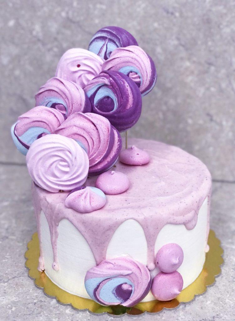 Торт Торт с меренгой