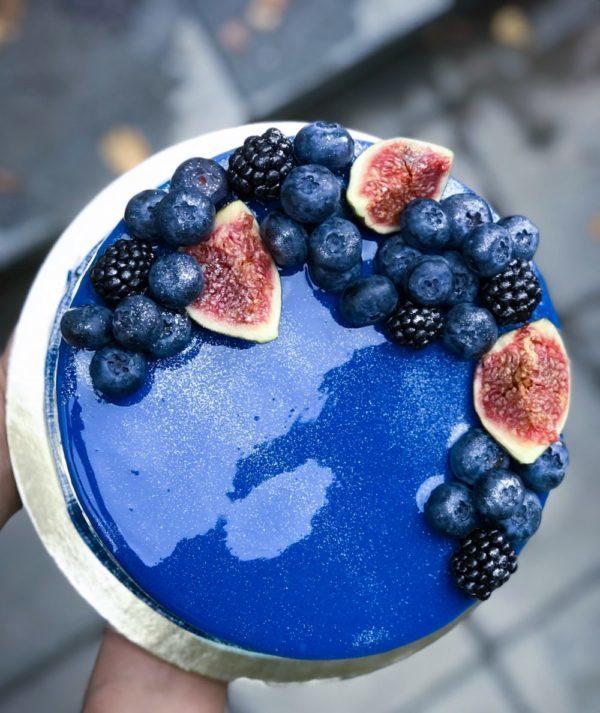 Торт Зеркальный