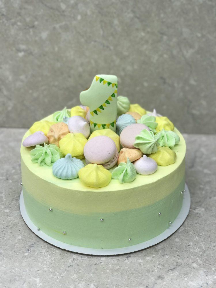 Торт Первый праздник