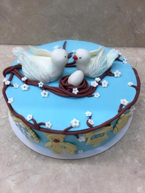 Торт Ухожу в декрет
