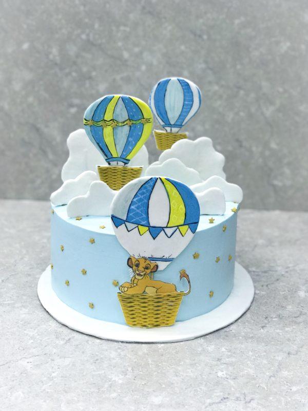 Торт Маленький Симба