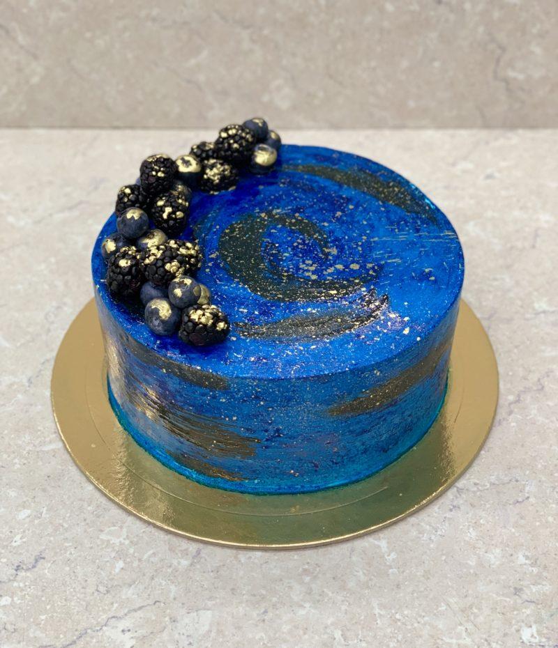 Торт Космический торт