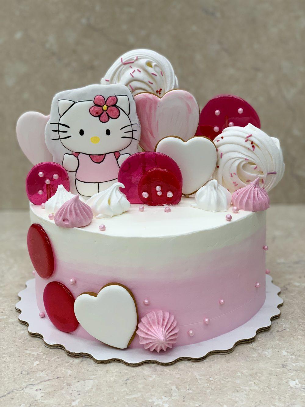Торт Маленкая Китти