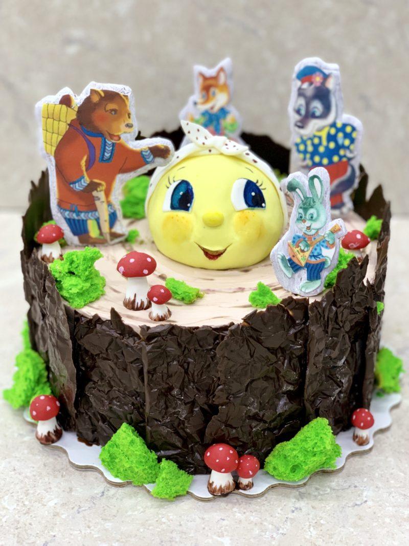 Торт Калабок