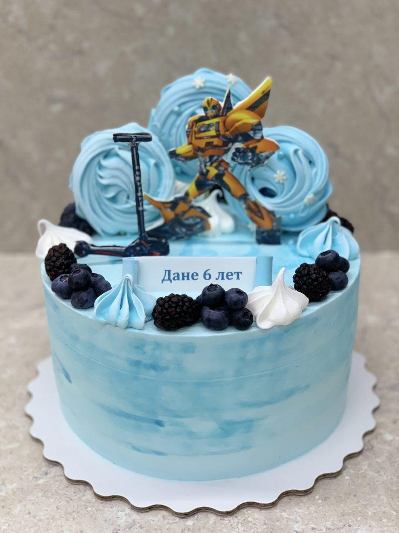 Торт Мой друг