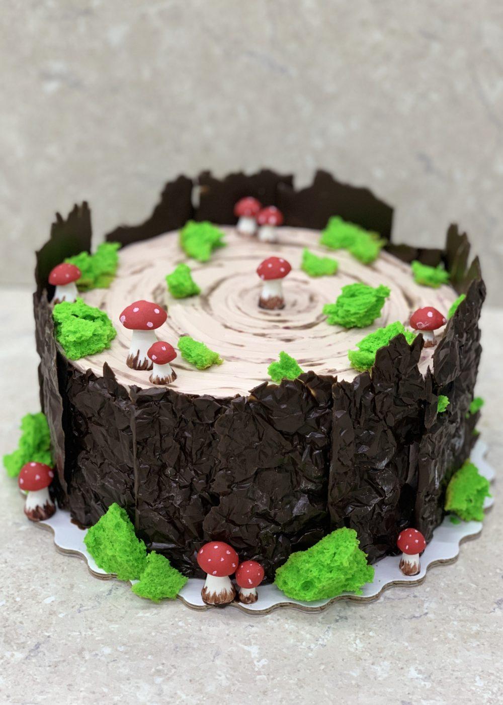 Торт Торт пень