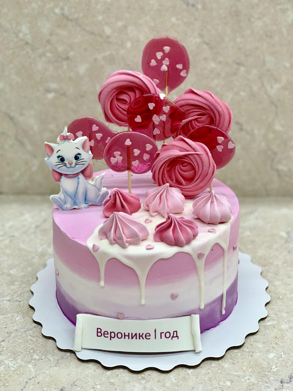 Торт «Маленький котик»