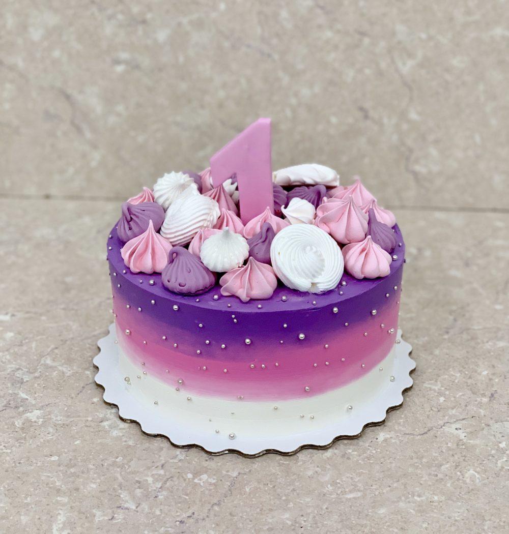 Торт «Маленькой принцессе»