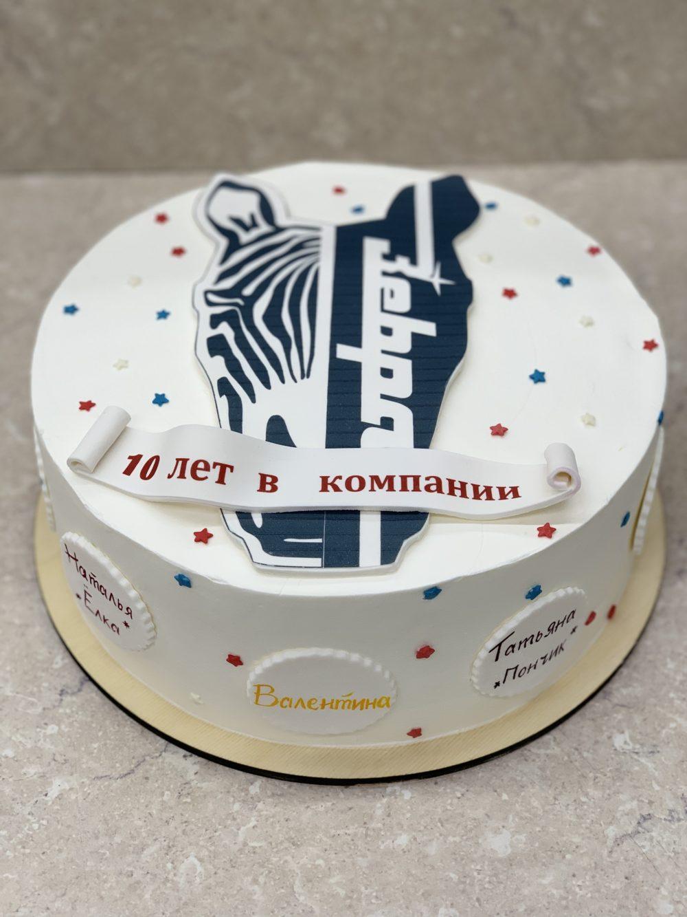 Торт «Корпоративное чудо»