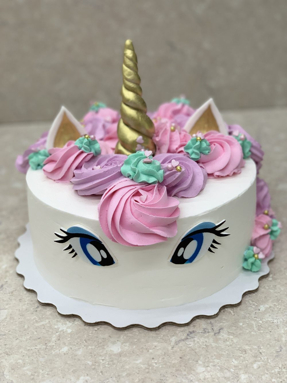 Торт «Чудо единорог»