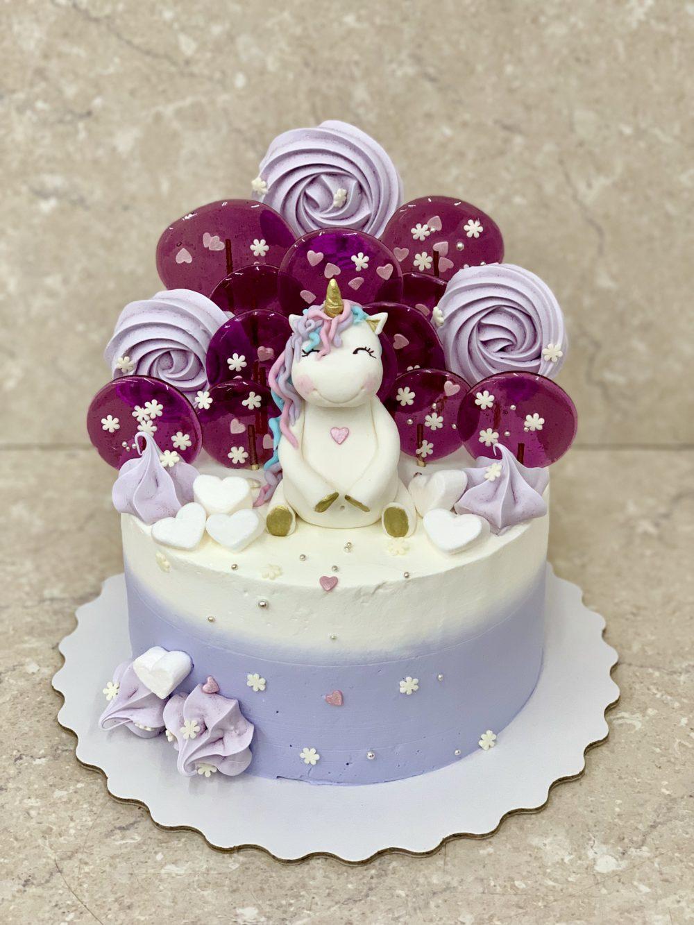 Торт «Мимишный малыш»