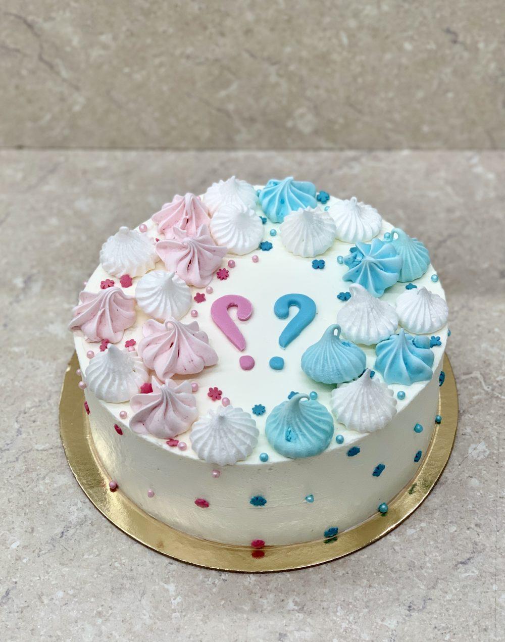 Торт Гендерный торт