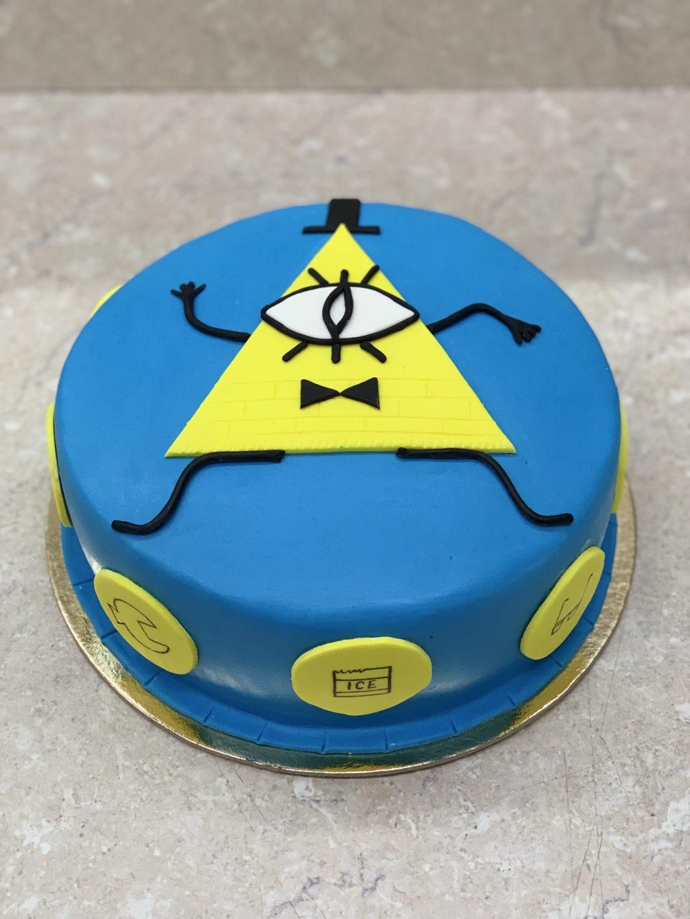 Торт Странный торт