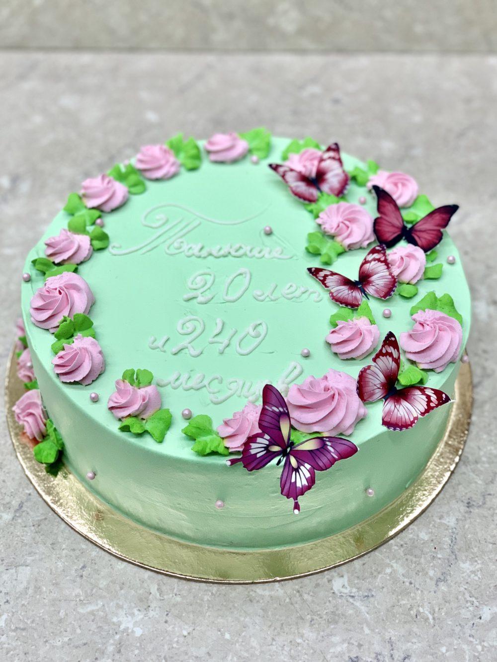 Торт Молодость