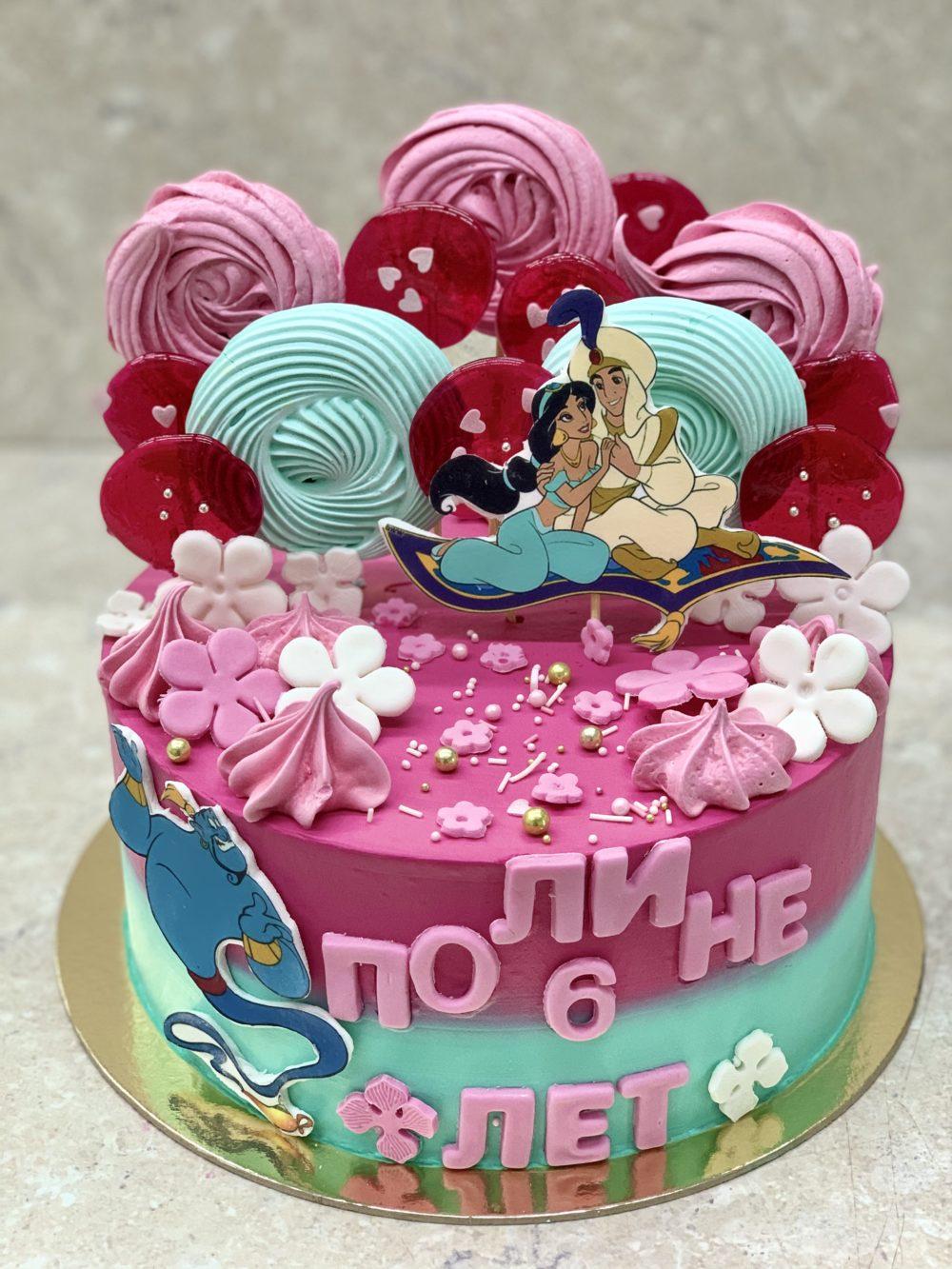 Торт Сказочный рай