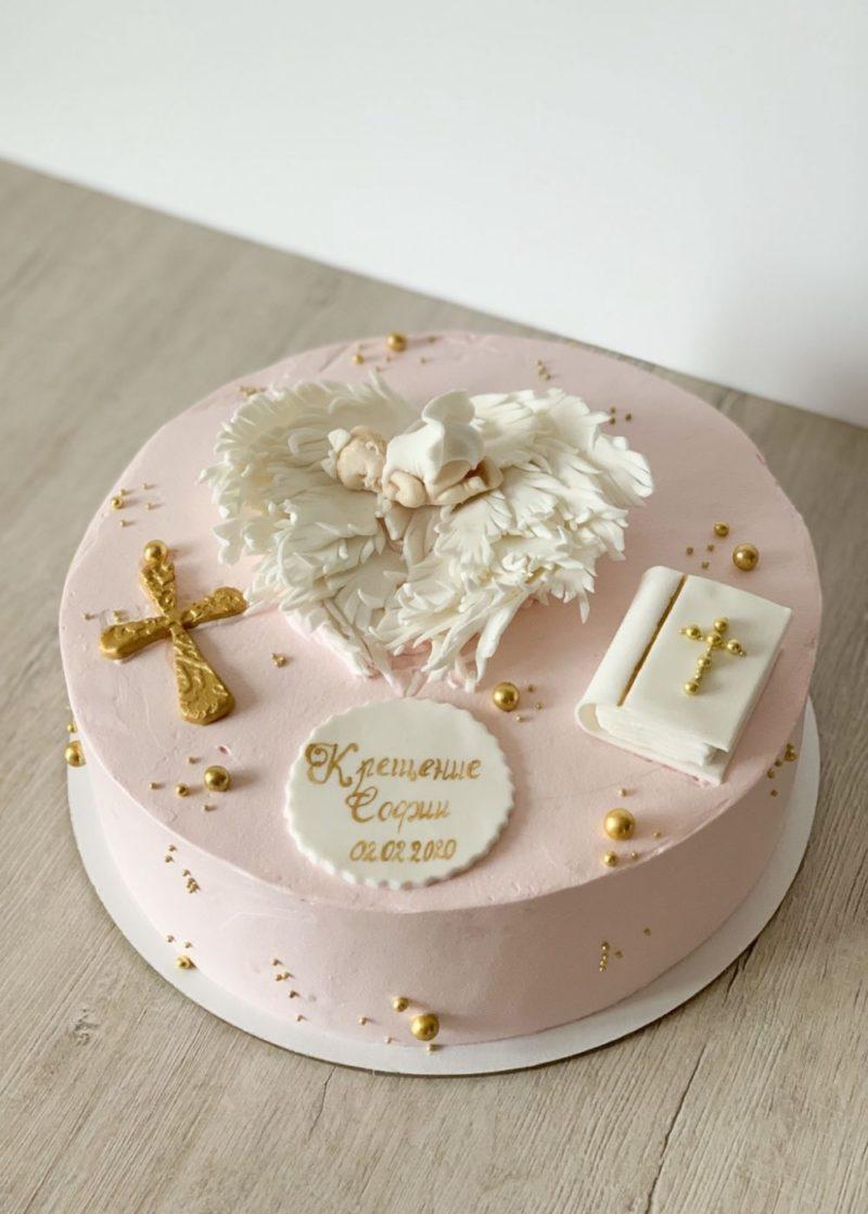 Торт Небесный ангел