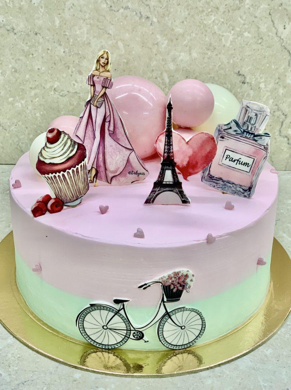 Торт Торт для модниц
